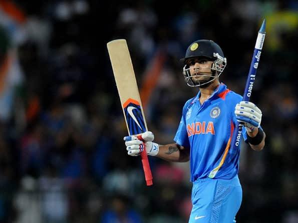 ICC World T20 2012: MS Dhoni impressed by Virat Kohli's consistency