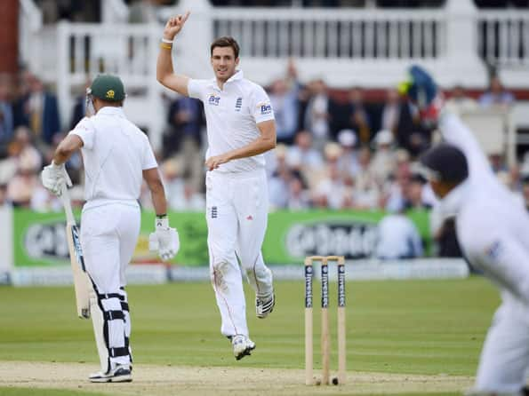 Live Cricket Score: England vs South Africa, third Test at Lord's - Day two