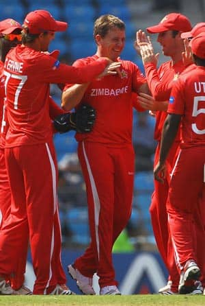 Zimbabwe spinners shine in big win over Canada