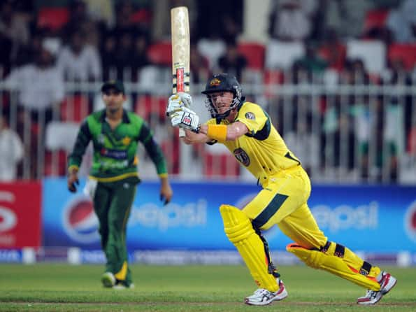 Pakistan skittle Australia for 89 in first T20 match