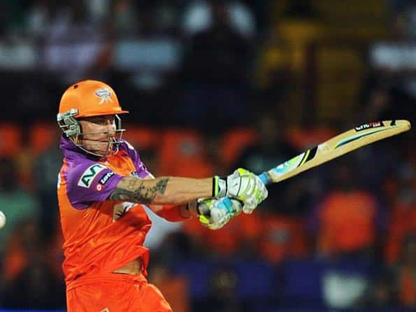 Brendon McCullum yet to be paid by Kochi Tuskers Kerala