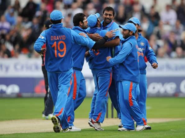 Live Score - India vs England 2nd ODI Match at Southampton