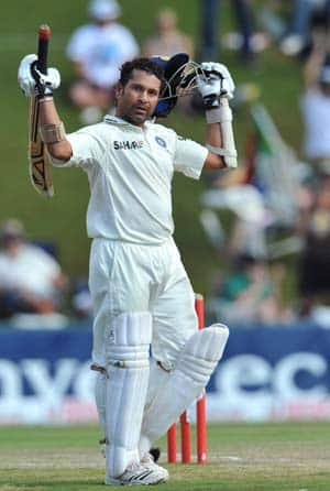 Sachin Tendulkar moves one place up in ICC Test cricket rankings
