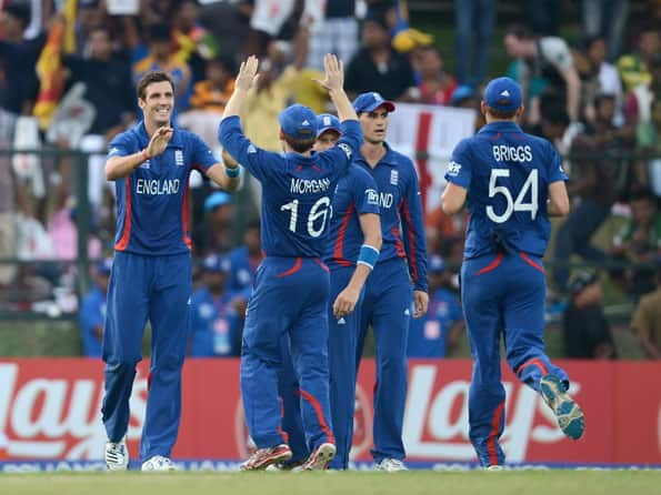 ICC World T20 2012 statistical review: England vs New Zealand