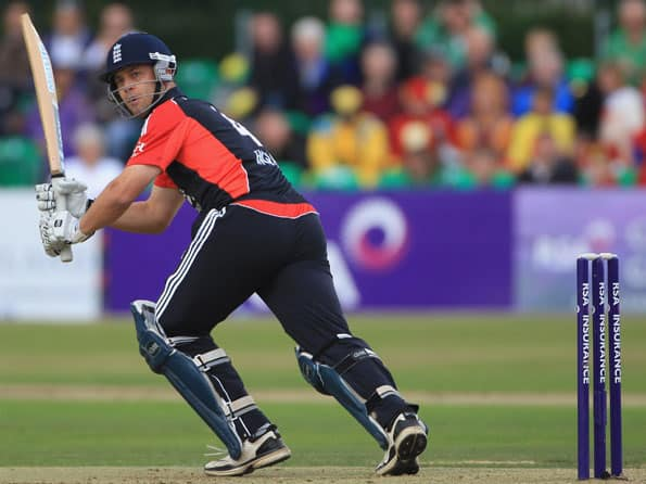 Trott invaluable to the team: Morgan
