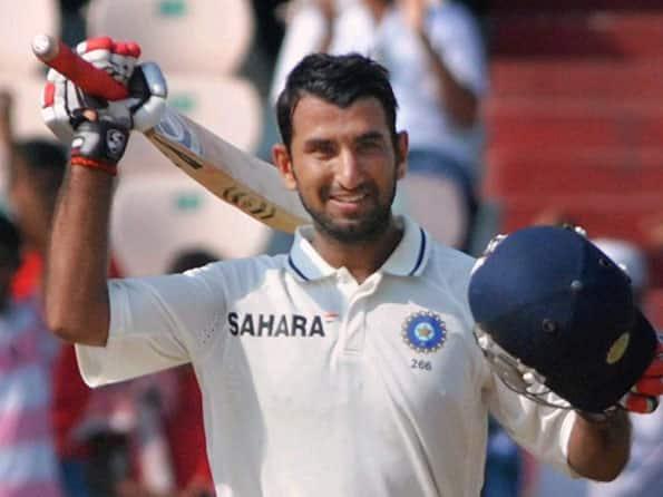 Cheteshwar Pujara says he cannot replace Rahul Dravid