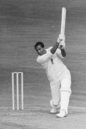 England cricket legend Basil D'Oliveira dies