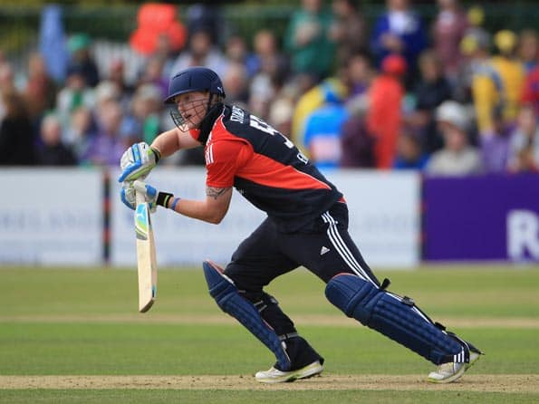 Stokes doesn't want to be compared with Flintoff