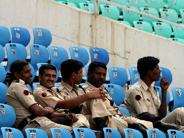 Tight security for IPL matches in Indore