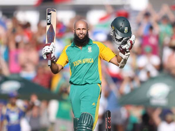 Hashim Amla century powers South Africa to 301 against Sri Lanka