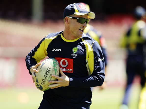 Brad Haddin determined to fightback after poor show at SCG