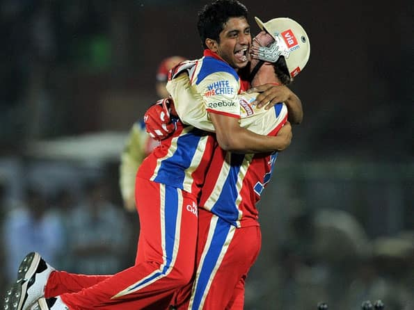 IPL 2012: RCB's KP Appanna records statement with Delhi police
