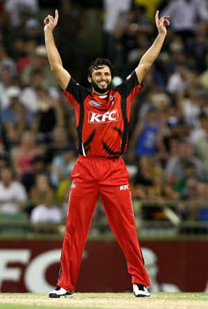 CA officials want Afridi to play in Big Bash League