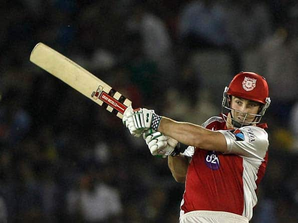 Kings XI Punjab cruise to their first win against Pune Warriors India in IPL 2012