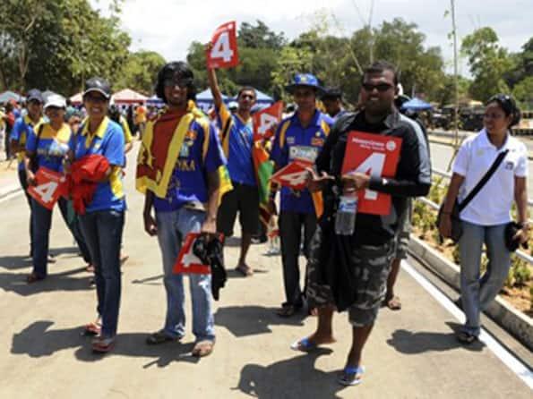 Sri Lanka bans violent World Cup song