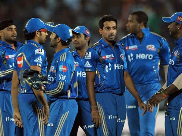 IPL 2012: Mumbai Indians fined for slow over-rate