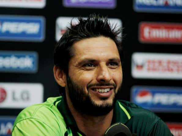 Afridi sees bright future for Pakistan cricket