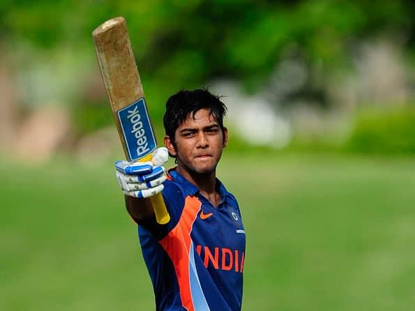 Unmukt Chand century in vain as India tie U-19 Asia Cup final