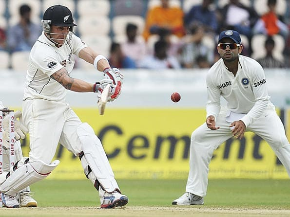 Live Cricket Score: India vs New Zealand, second Test at Bengaluru - New Zealand take 41-run lead at lunch