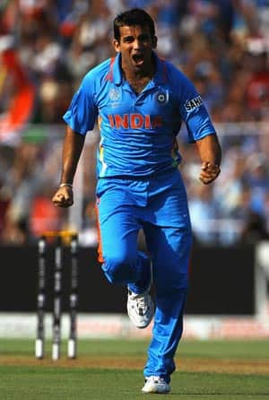Zaheer Khan says recovery from ankle injury slow but positive