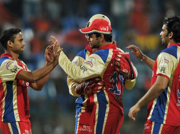 IPL 2012 stats review: Bangalore Royal Challengers vs Deccan Chargers match