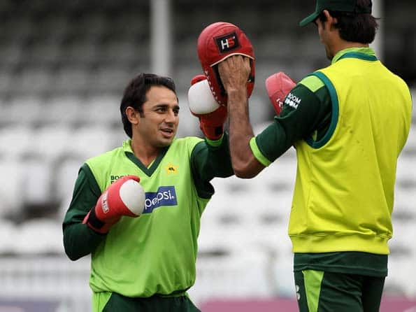 Saeed Ajmal nominated in three categories for ICC Awards