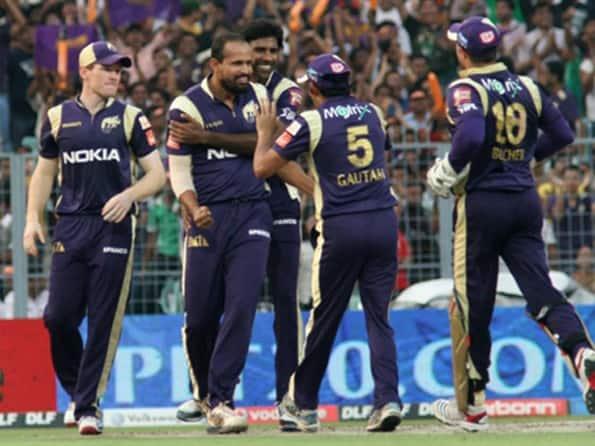 Kolkata win toss, elect to bowl against Pune