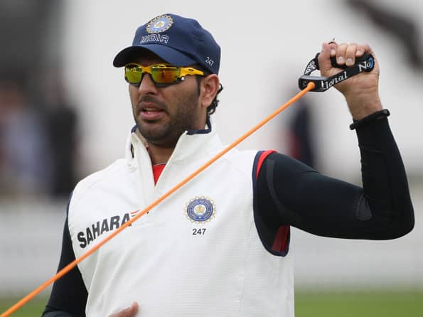It's difficult to adjust technique for a specific bowler: Yuvraj