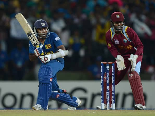 ICC World T20 2012: Sri Lanka maul West Indies by 9 wickets in Super Eights Group 1 tie