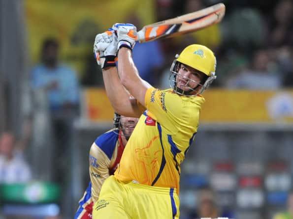IPL 2012 Live Cricket Score: Chennai Super Kings vs Deccan Chargers T20 match at Chennai