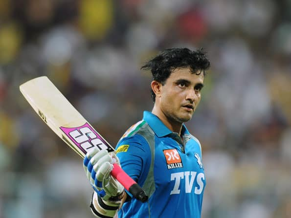 IPL 2012: Ganguly rests himself to give chances to youngsters in remaining games