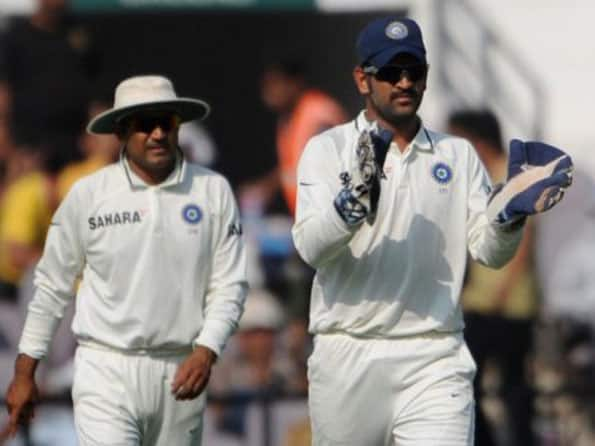 Virender Sehwag to replace MS Dhoni as India captain in Tests: Reports