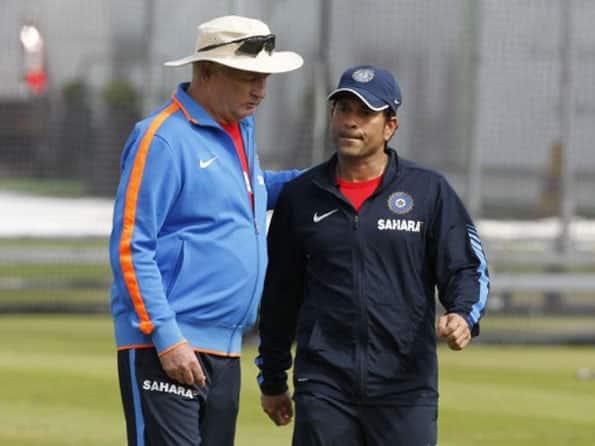 India sweat over Tendulkar's fitness