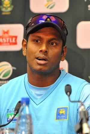 Angelo Mathews back in Sri Lanka squad for Colombo Test against England