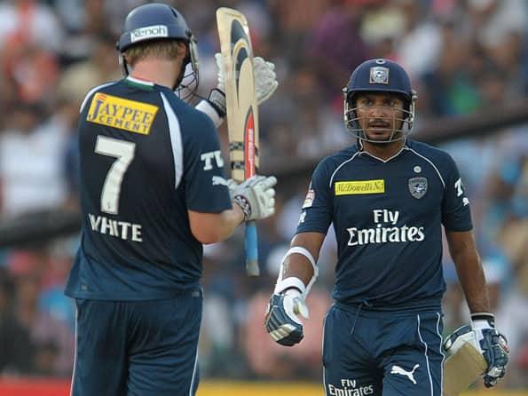 IPL 2012: Dhawan lauds Sangakkara, White after second win in tournament