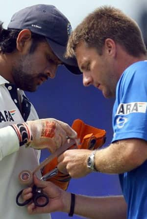 Indian team needs at least three physios: Gloster