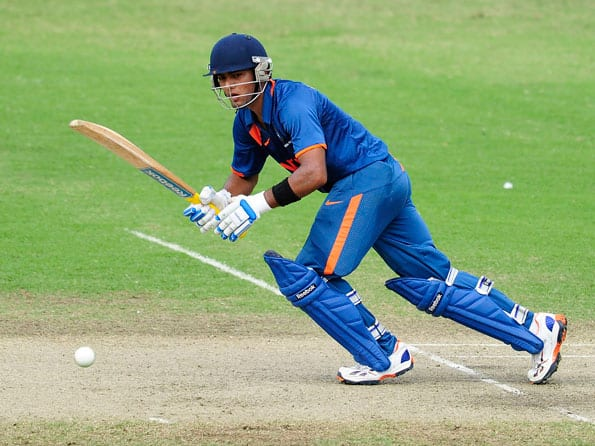 Unmukt Chand admits he was nervous during final stages of tie against Pakistan