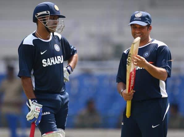 Tendulkar, Sehwag return for Tests against West Indies; Harbhajan ignored