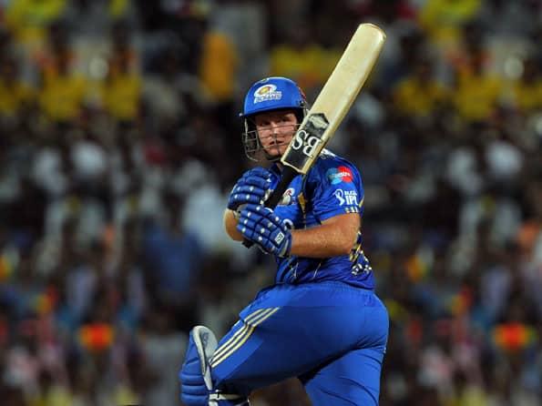 Levi powers Mumbai Indians to win against Chennai Super Kings in IPL 2012 opener