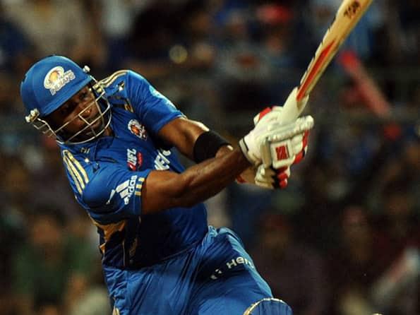 Kieron Pollard onslaught powers Mumbai Indians to 197 in IPL 2012 match - Cricket Country