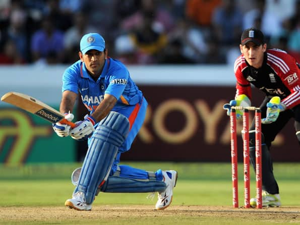 Dhoni says he played a 'precious' innings in first ODI