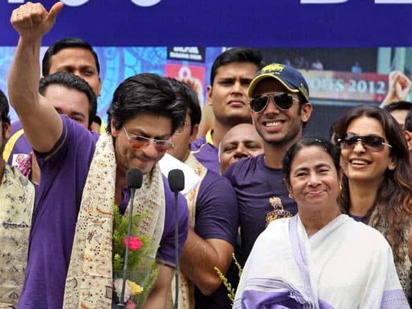 I am not the badshah of cricket: Shahrukh Khan