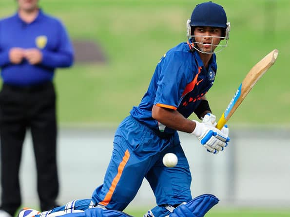 Under 19 Cricket World Cup 2012: Chand, Patel steady India in the final against Australia