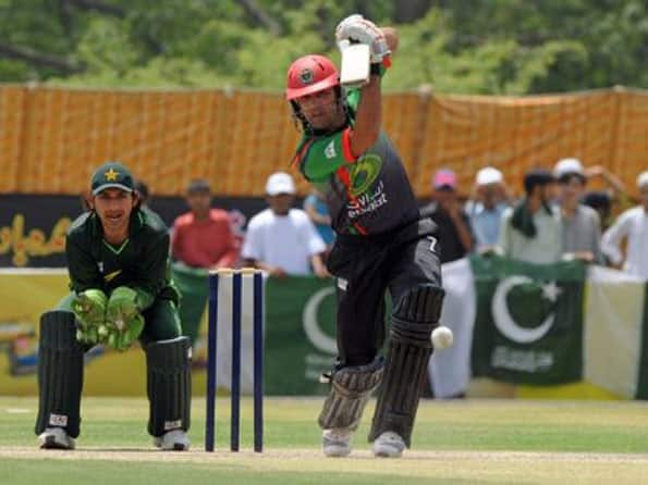 Afghan fight in vain as Pakistan A triumphs