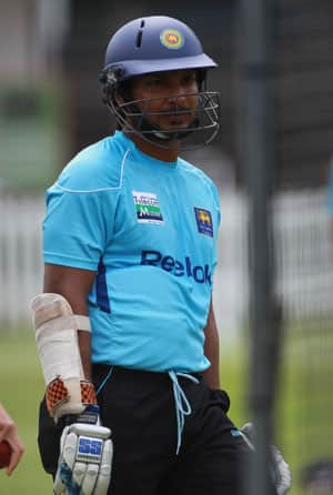 Our batting was horrendous in first Test: Sangakkara