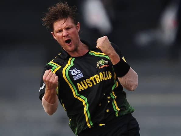 ICC T20 World Cup 2012: George Bailey lavishes praise on Shane Watson after win over Ireland