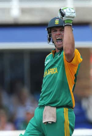 AB de Villiers nominated for South African Cricket Awards