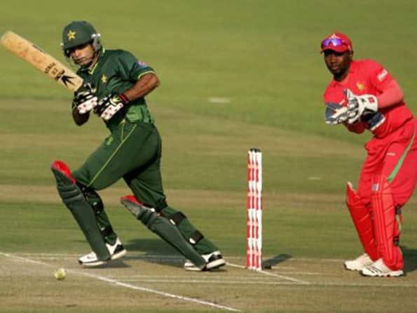 Pakistan crush Zimbabwe by 10 wickets to seal series