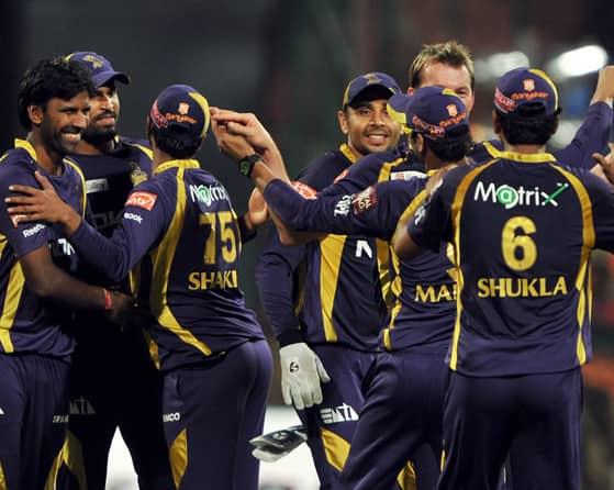 Stats review IPL 2012: Royal Challengers Bangalore vs Kolkata Knight Riders