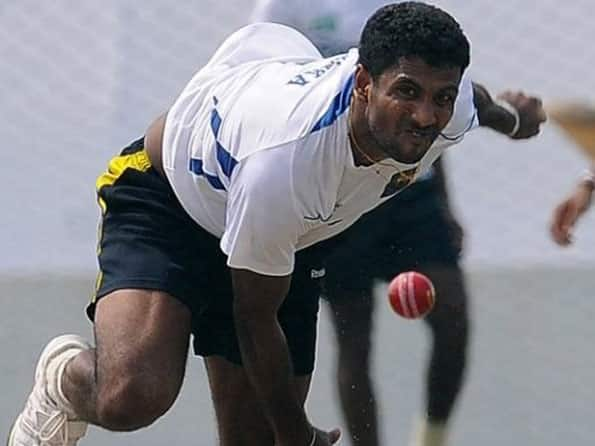 Prasad replaces injured Fernando in the Sri Lankan team for ODIs